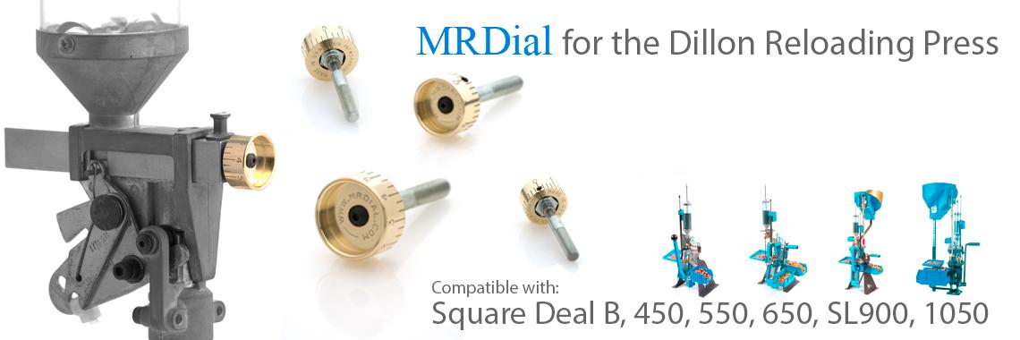 MRDial for Dillon Press